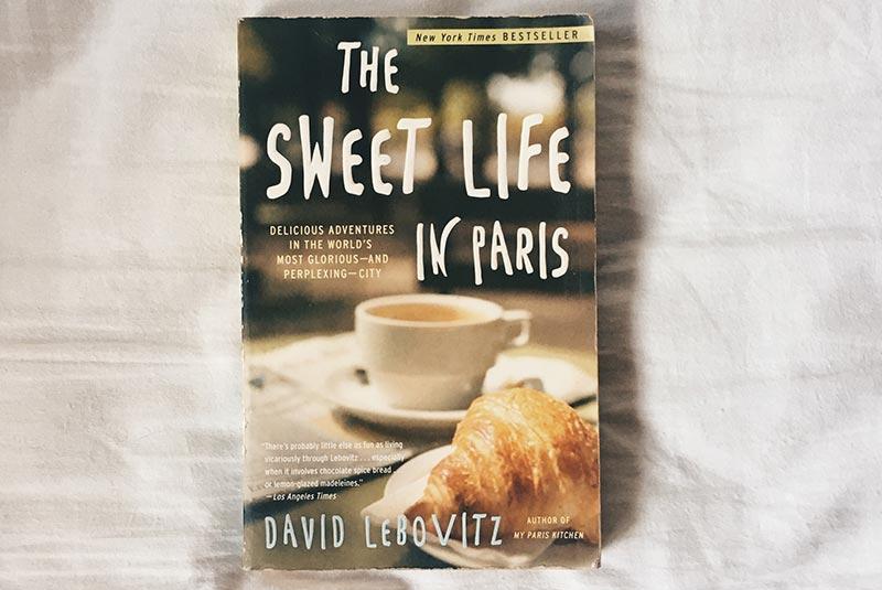 کتاب زندگی شیرین در پاریس