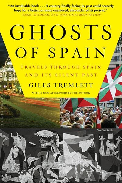 ارواح اسپانیا - جایلز ترملت