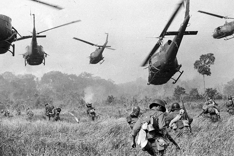 جنگ ویتنام چگونه شکل گرفت؟