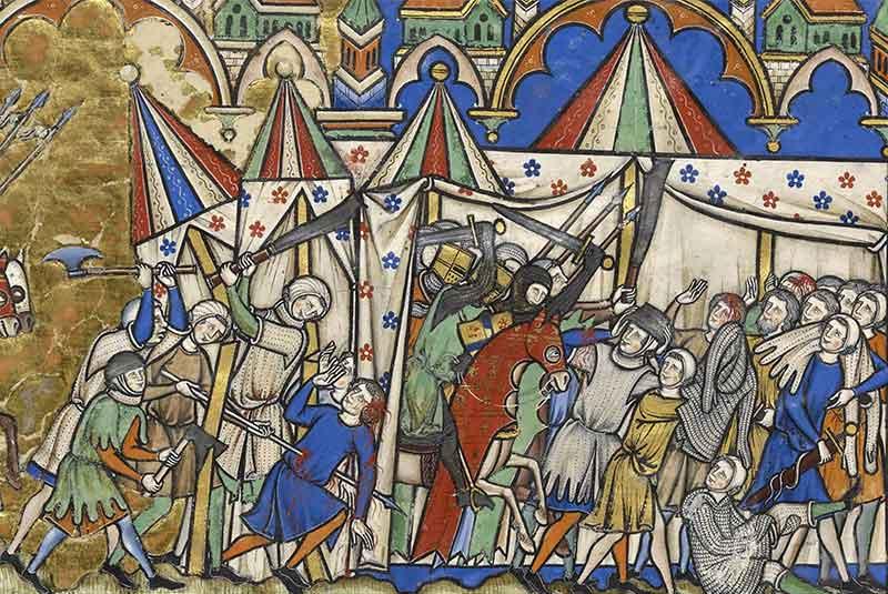 قرون وسطی چه دوره ای است؟