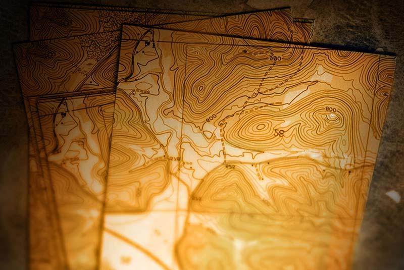 نقشه های قدیمی جهان