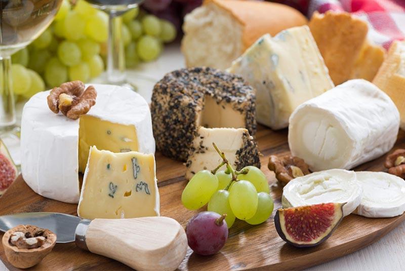 انواع پنیرهای فرانسوی