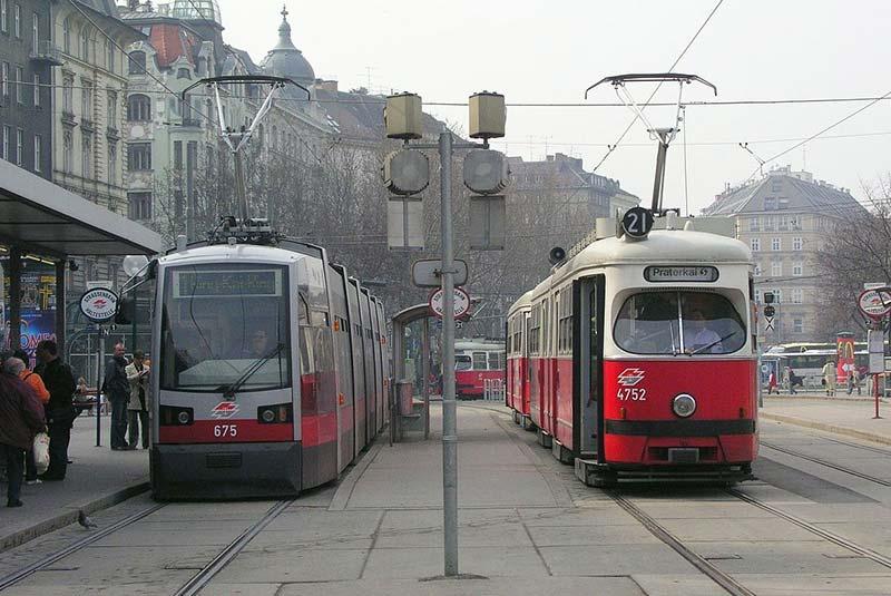 سیستم حمل و نقل وین