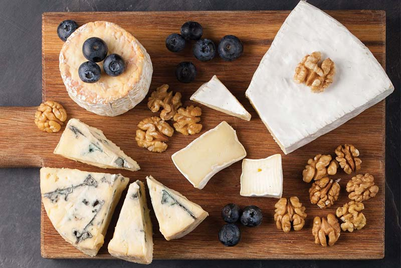 انواع مختلف پنیرهای فرانسوی