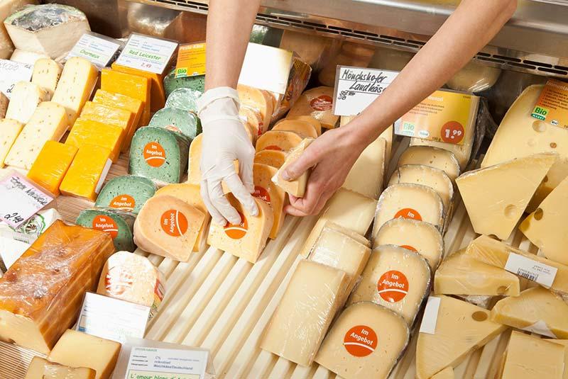 هزاران نوع پنیر فرانسوی