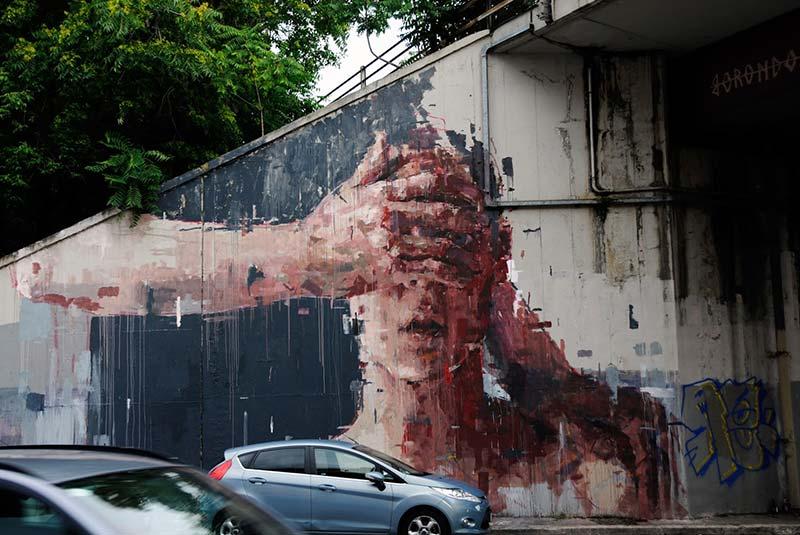 دیوارنگاره های محله سن لورنزو