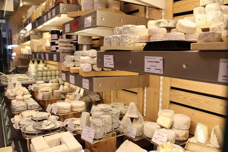 پنیرفروشی لوران دوبوا