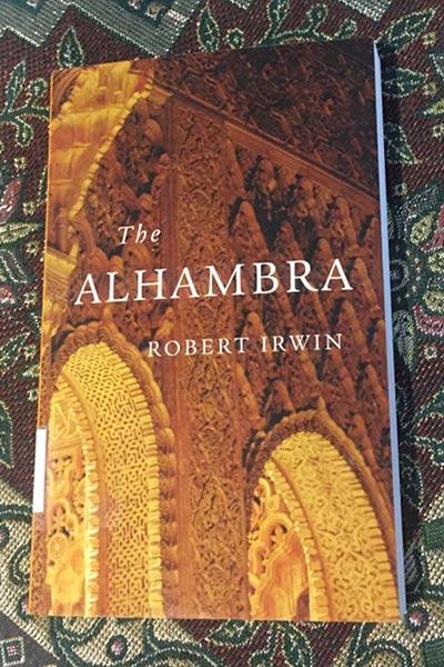 کتاب الحمرا - رابرت ایروین