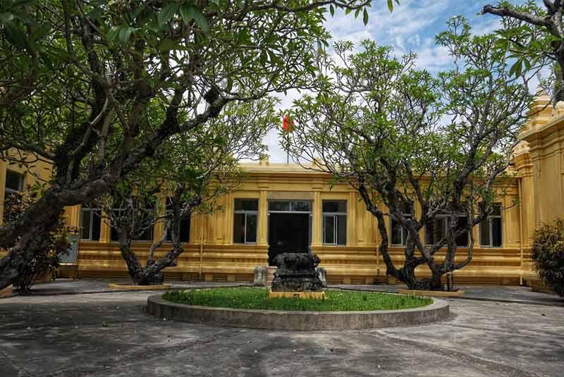 موزه مجسمه چام - دانانگ