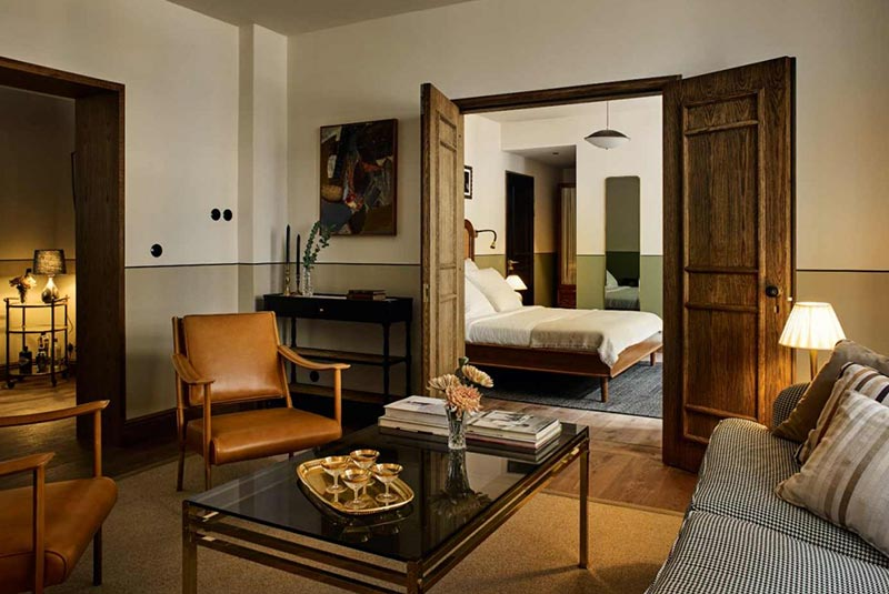 هتل ساندرز - کپنهاگ