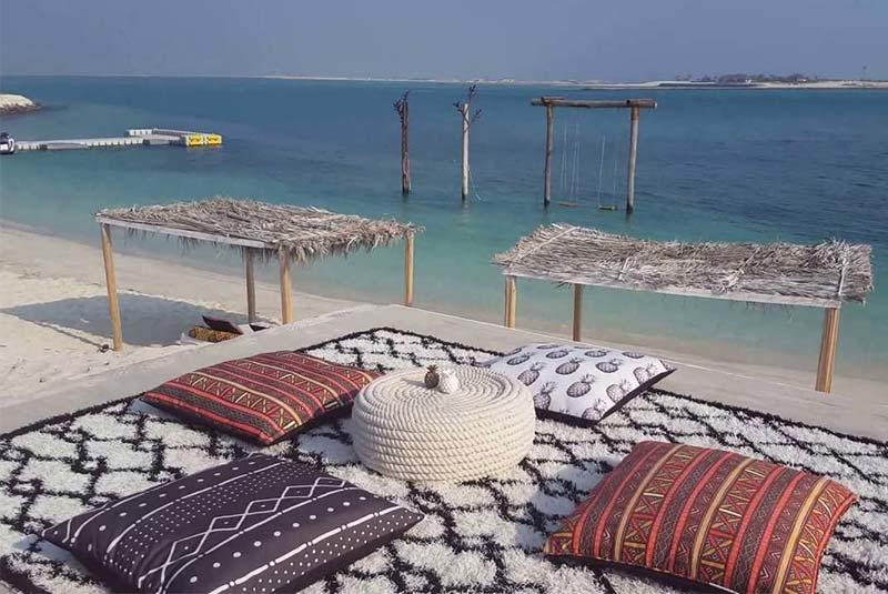 جزیره زایا نورای - ابوظبی