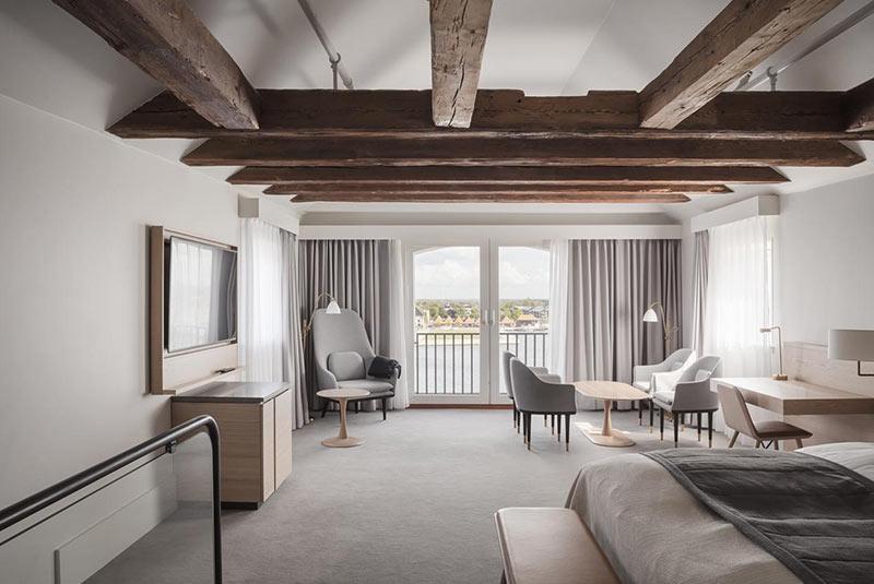 هتل ادمیرال - کپنهاگ