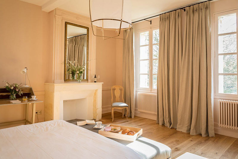 هتل روله دو فران من - سنت امیلیون