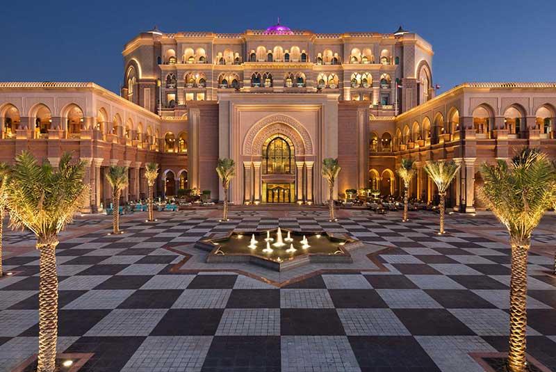 کاخ امارات - ابوظبی
