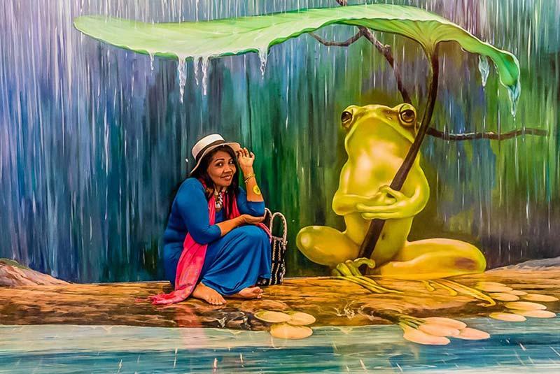موزه هنر در بهشت - پاتایا