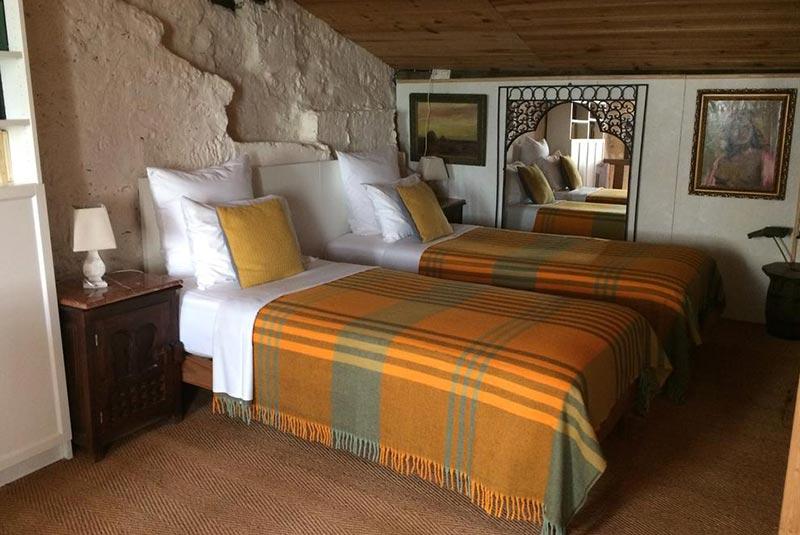هتل مزون کولین - سنت امیلیون