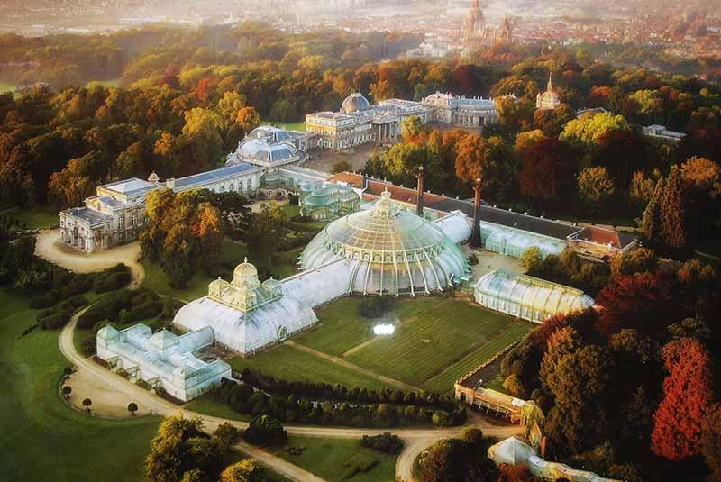 گلخانه سلطنتی لاکن