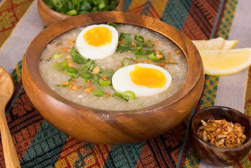 آروز کالدو - غذای فیلیپینی