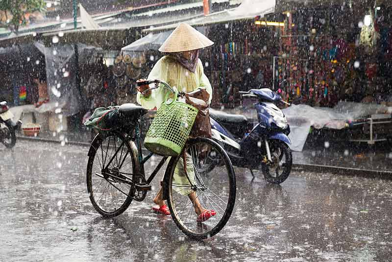 آب و هوای تایلند