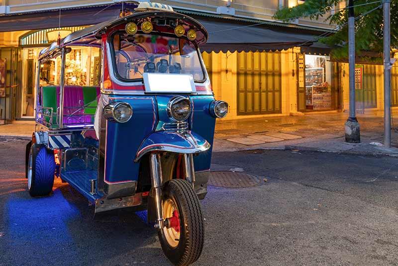 حمل و نقل در تایلند جنوبی