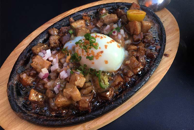 سیسیگ - غذای فیلیپینی