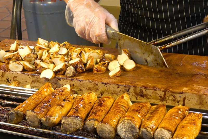 بازار شبانه شیلین - تایپه