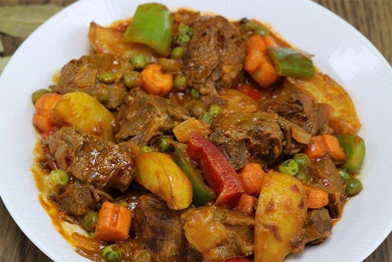 کالدرتا - غذای فیلیپینی