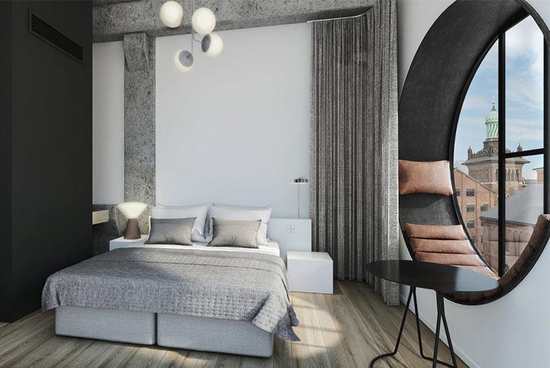 هتل هرمان کی - کپنهاگ