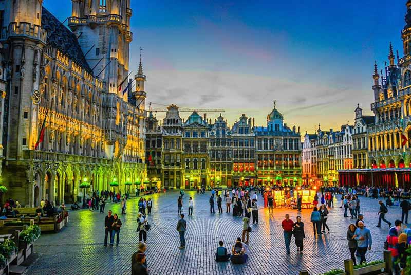 میدان بزرگ بروکسل