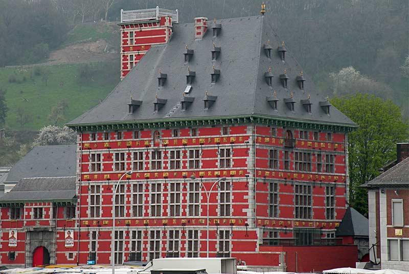 موزه گراند کورتیوس - بلژیک