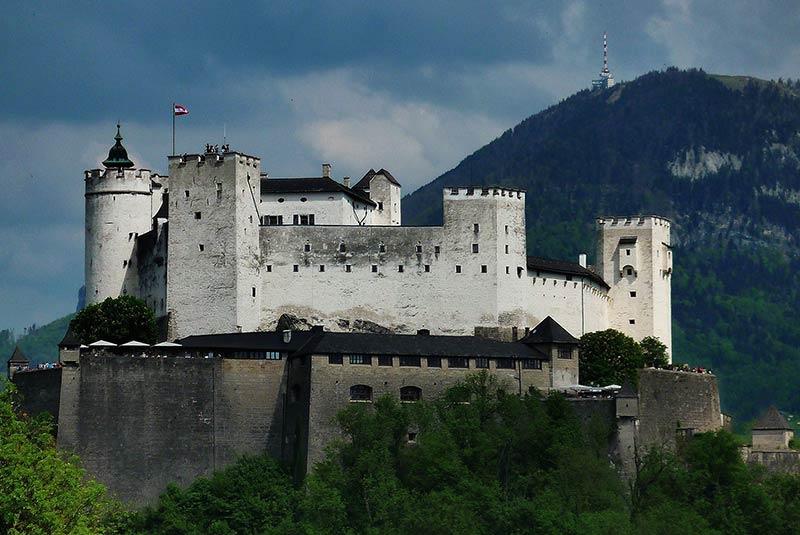 قلعه سالزبورگ