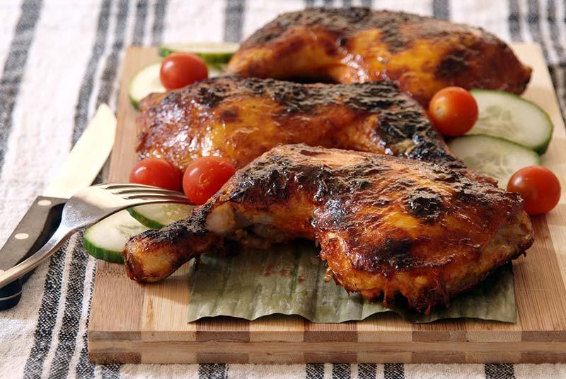 چیکن ایناسال - غذای فیلیپینی