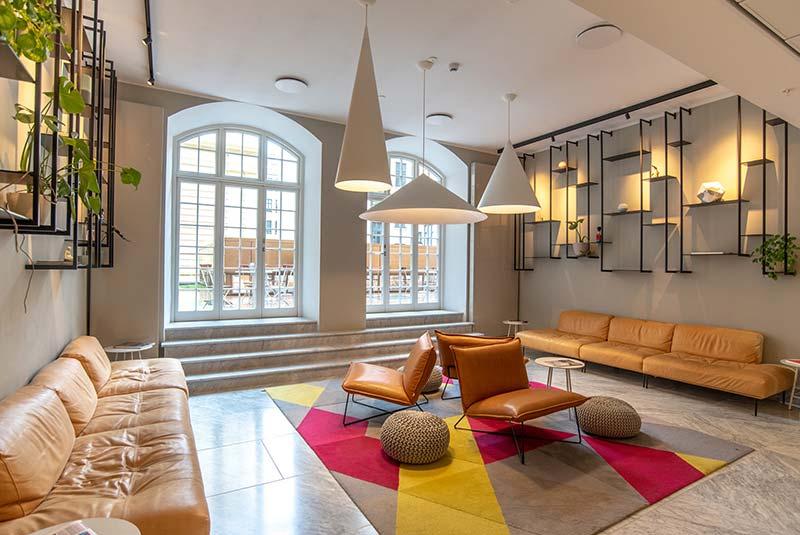 هتل نوبیس - کپنهاگ