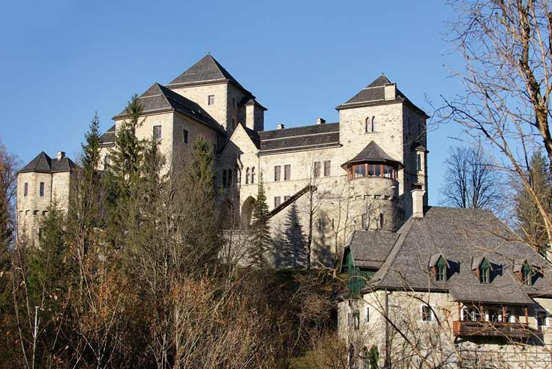 قلعه فیشهورن - سالزبورگ