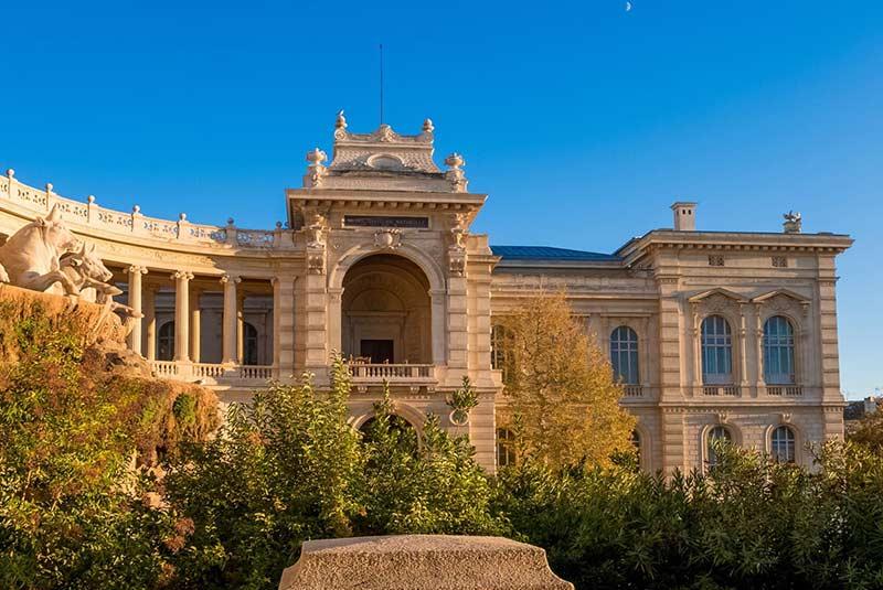 کاخ لونشان - مارسی