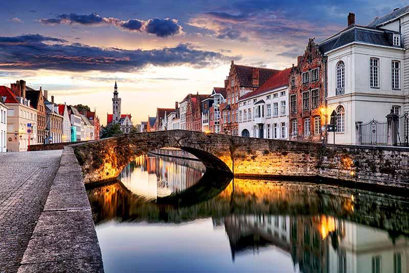 جاذبه های بلژیک