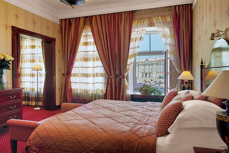 هتل کمپینسکی مویکا ۲۲ - سن پترزبورگ
