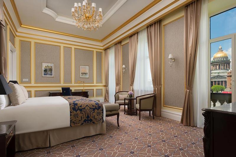 هتل لوته - سن پترزبورگ