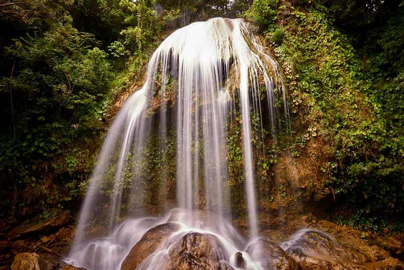آبشار سوروا - پیتار دل ریو