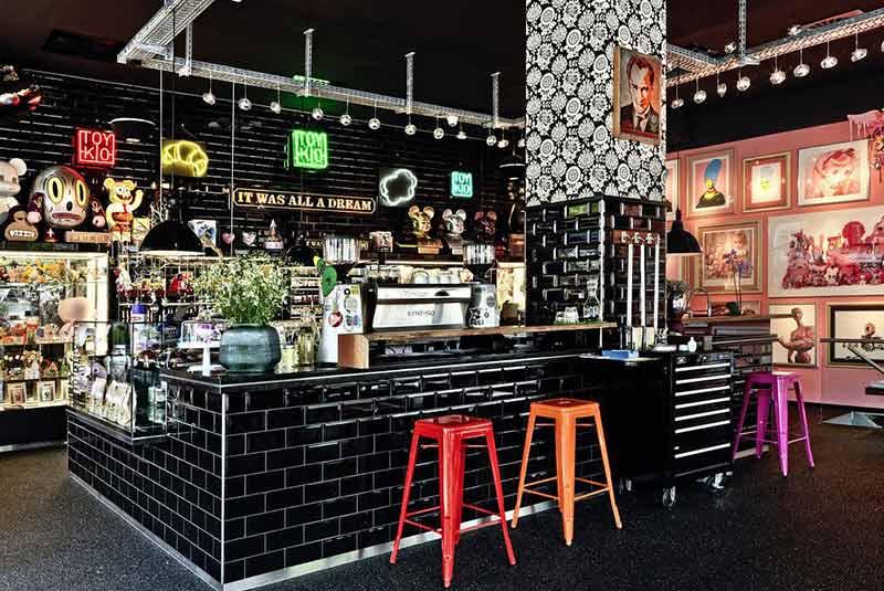 رستوران و گالری تویکیو - دوسلدورف