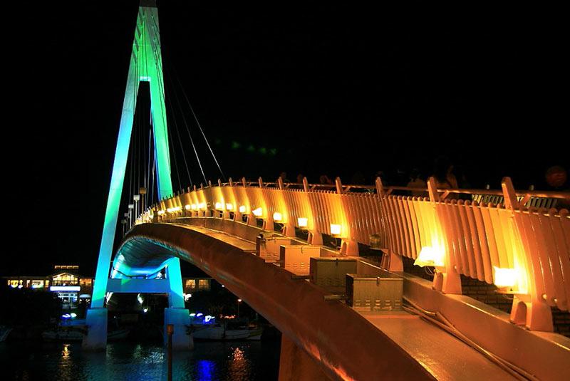 پل عشاق - تایپه