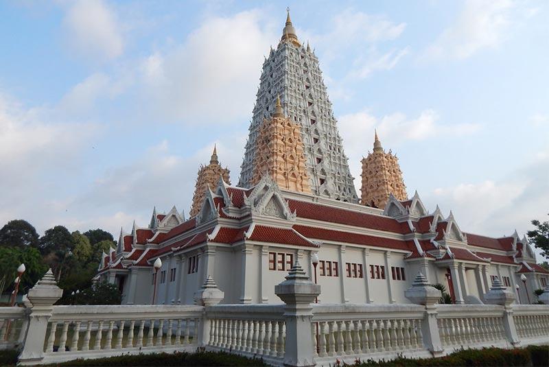 معبد یانسانگ وارارام - پاتایا