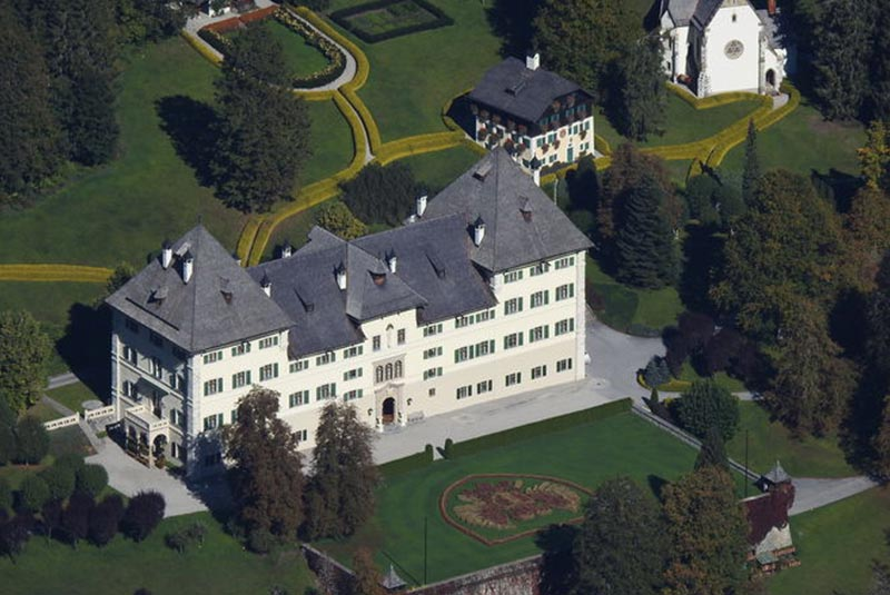قلعه بلونباخ - سالزبورگ