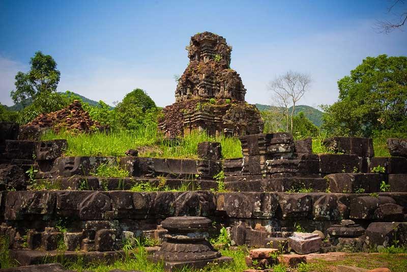 عبادتگاه می سون - دانانگ