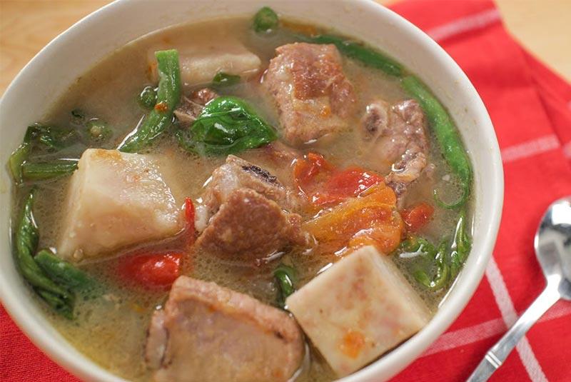 سینیگانگ - غذای فیلیپینی