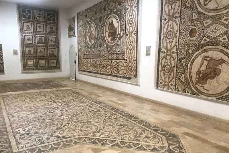 موزه باستان شناسی الجم - تونس