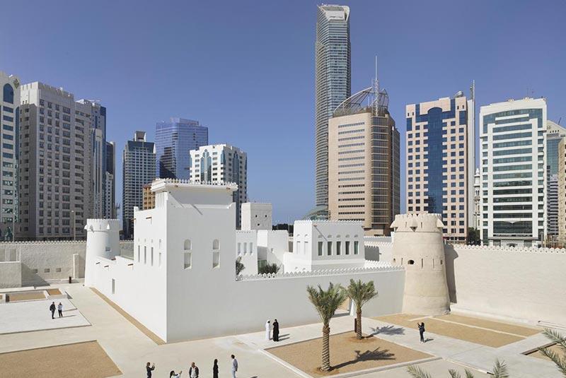 قصرالحصن - ابوظبی