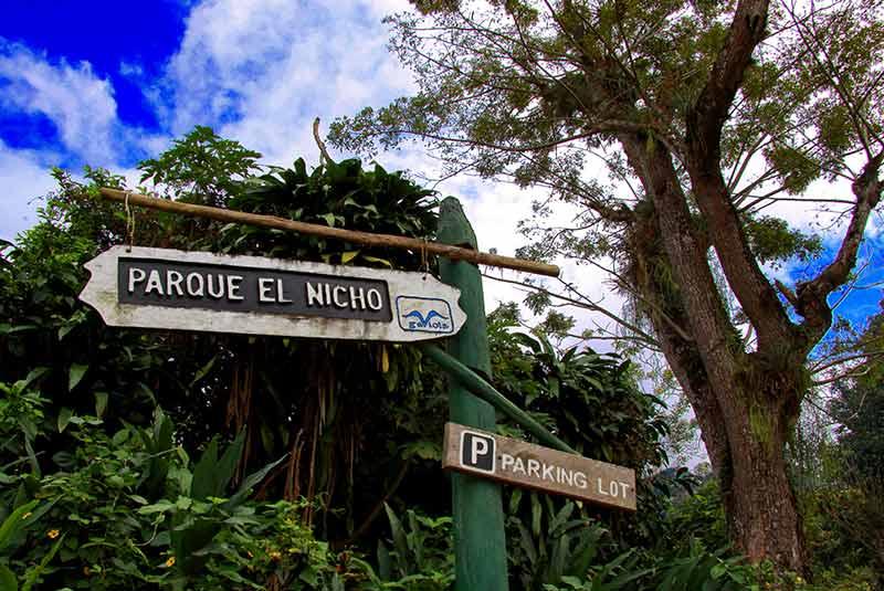 پارک ال نیچو - کوبا