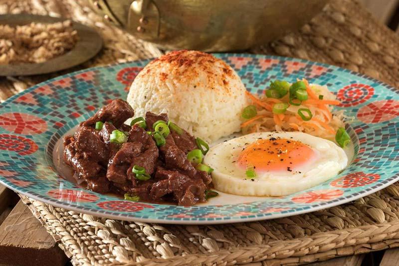 صبحانه فیلیپینی