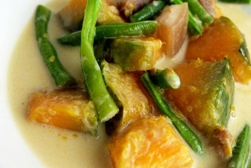 گیناتاآنگ گولای - غذای فیلیپینی